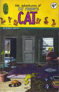 Fat Freddy's Cat No 1
