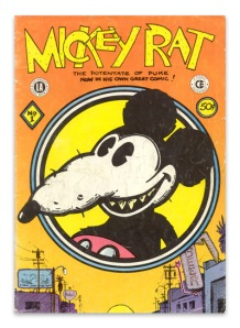 Mickey the Rat No 1