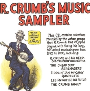R Crumb's Music Sampler