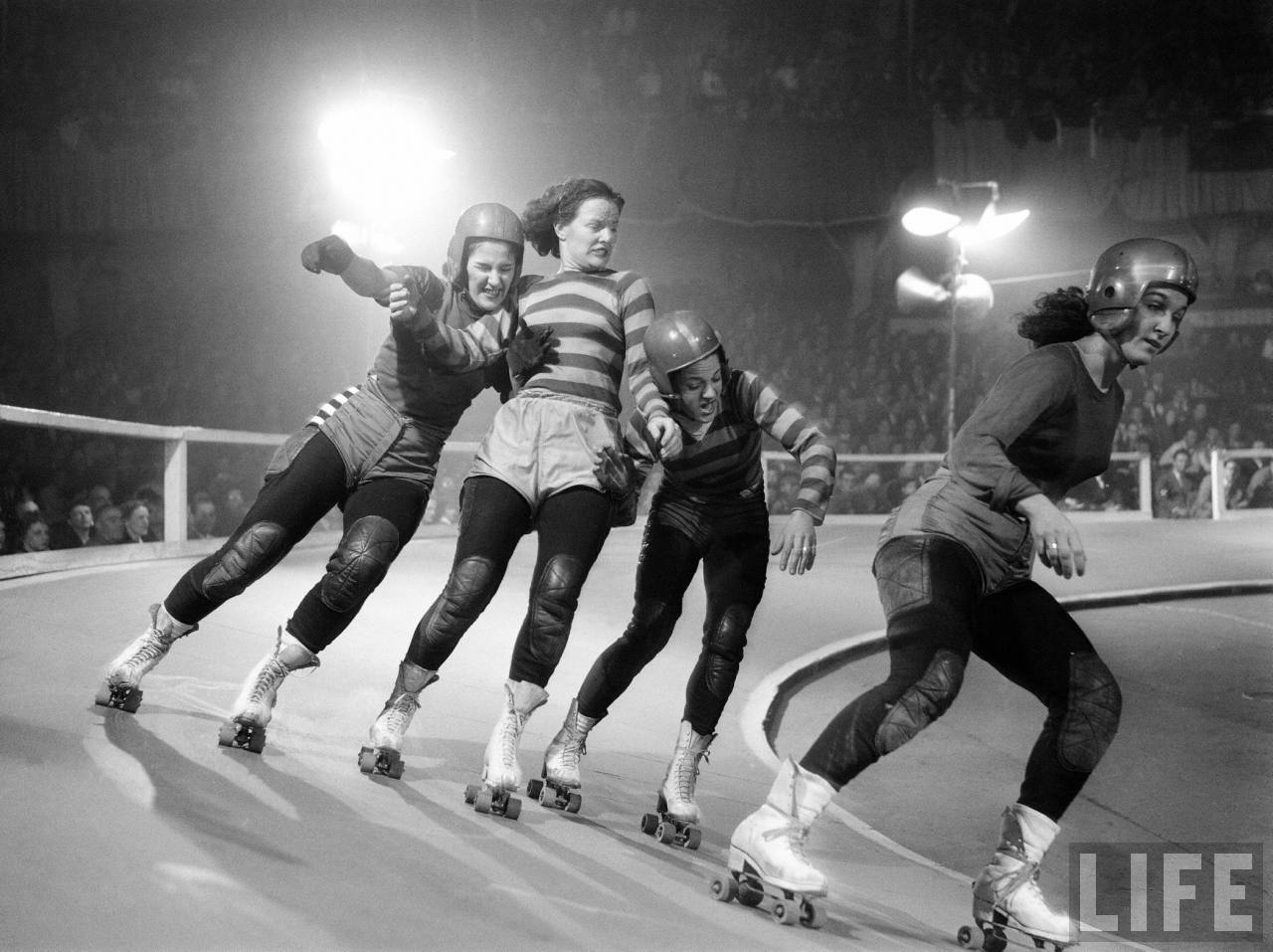 Roller skates kansas city - In 1937